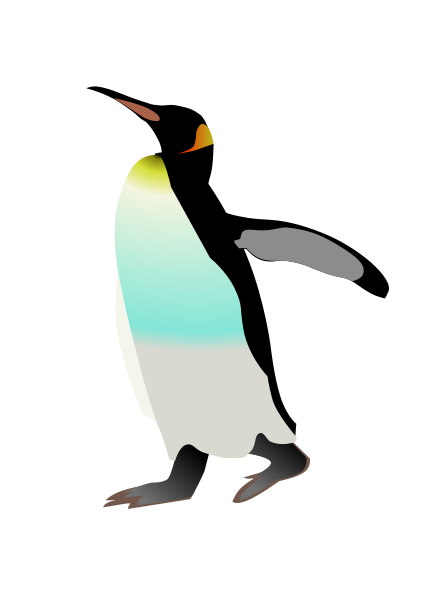 Emperor penguin wallpapers pinterest. Drawing penguins vector freeuse
