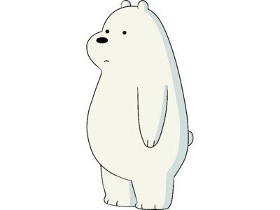 Drawing penguins epic. Ice bear crossover wikia