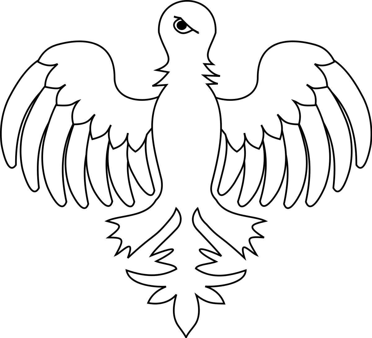 Drawing eagles mythical. Avalerion wikipedia