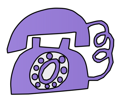 Drawing phone home. Mobile phones computer icons