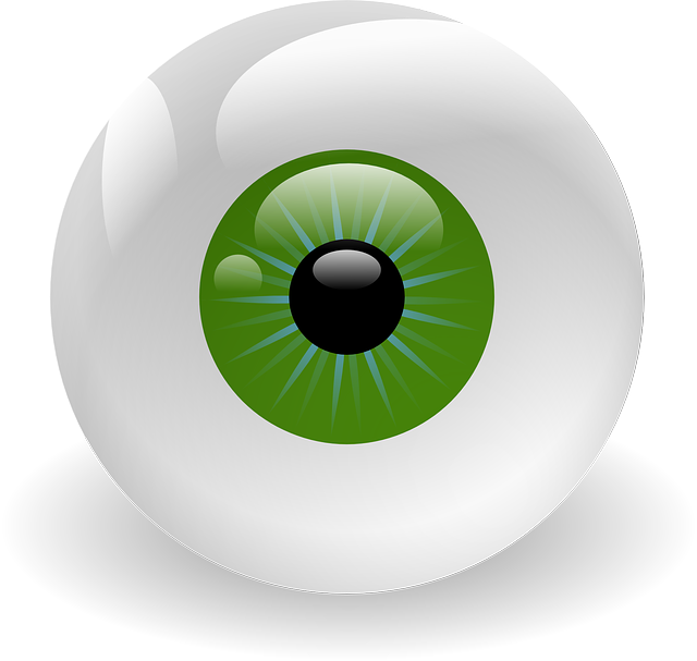 Drawing photoshop eyeball. How to make an