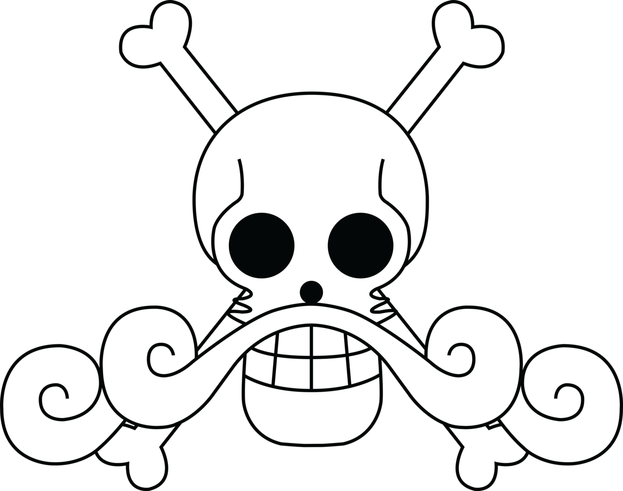 Drawing pirates pirate flag. Roger by alterax on
