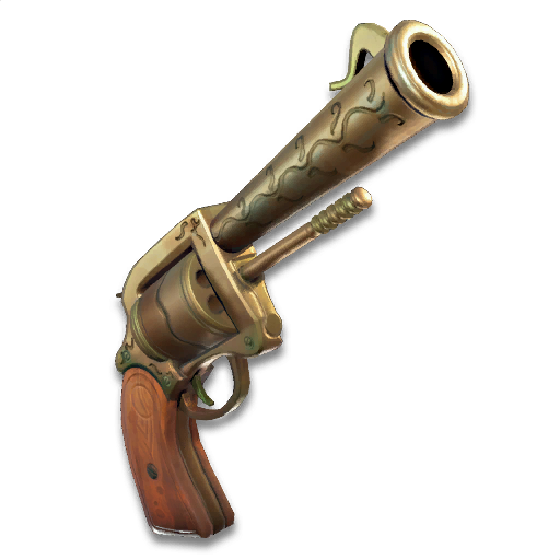 Drawing pistol artistic. Fortnite weapon weapons