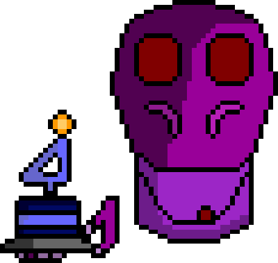 Drawing pixels. Happy th year of