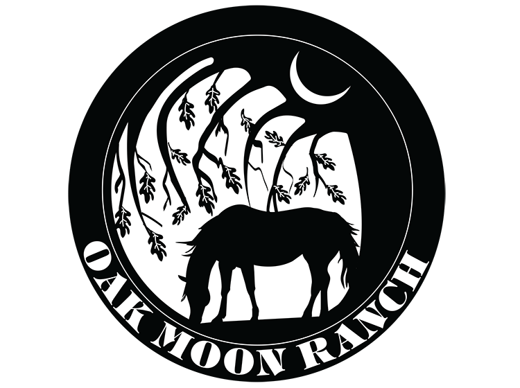 Drawing place moon. Oak ranch a of