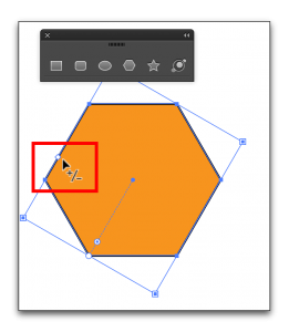 Drawing polygons mountain. Adobe illustrator understanding the