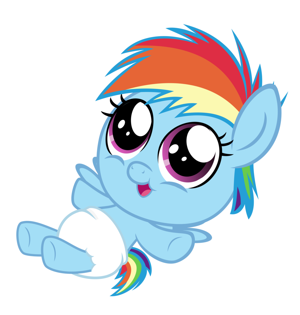 Drawing ponies cute. Artist sollace baby