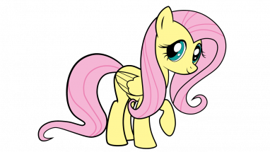 Drawing ponies fluttershy. How to draw my