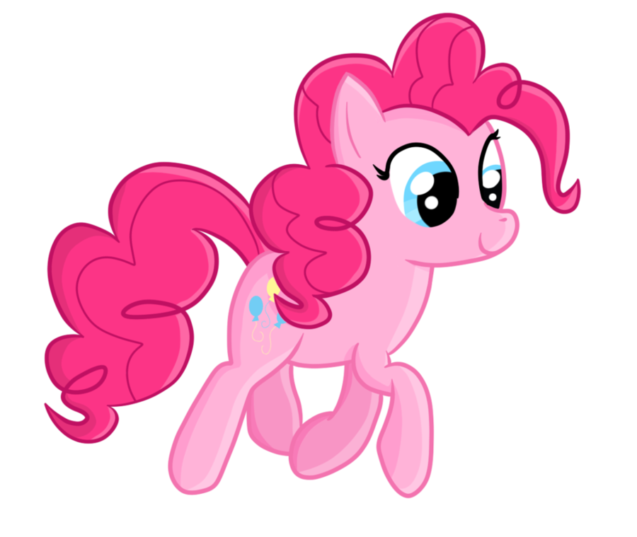 Drawing ponies pinky pie. Pinkie digital by techs