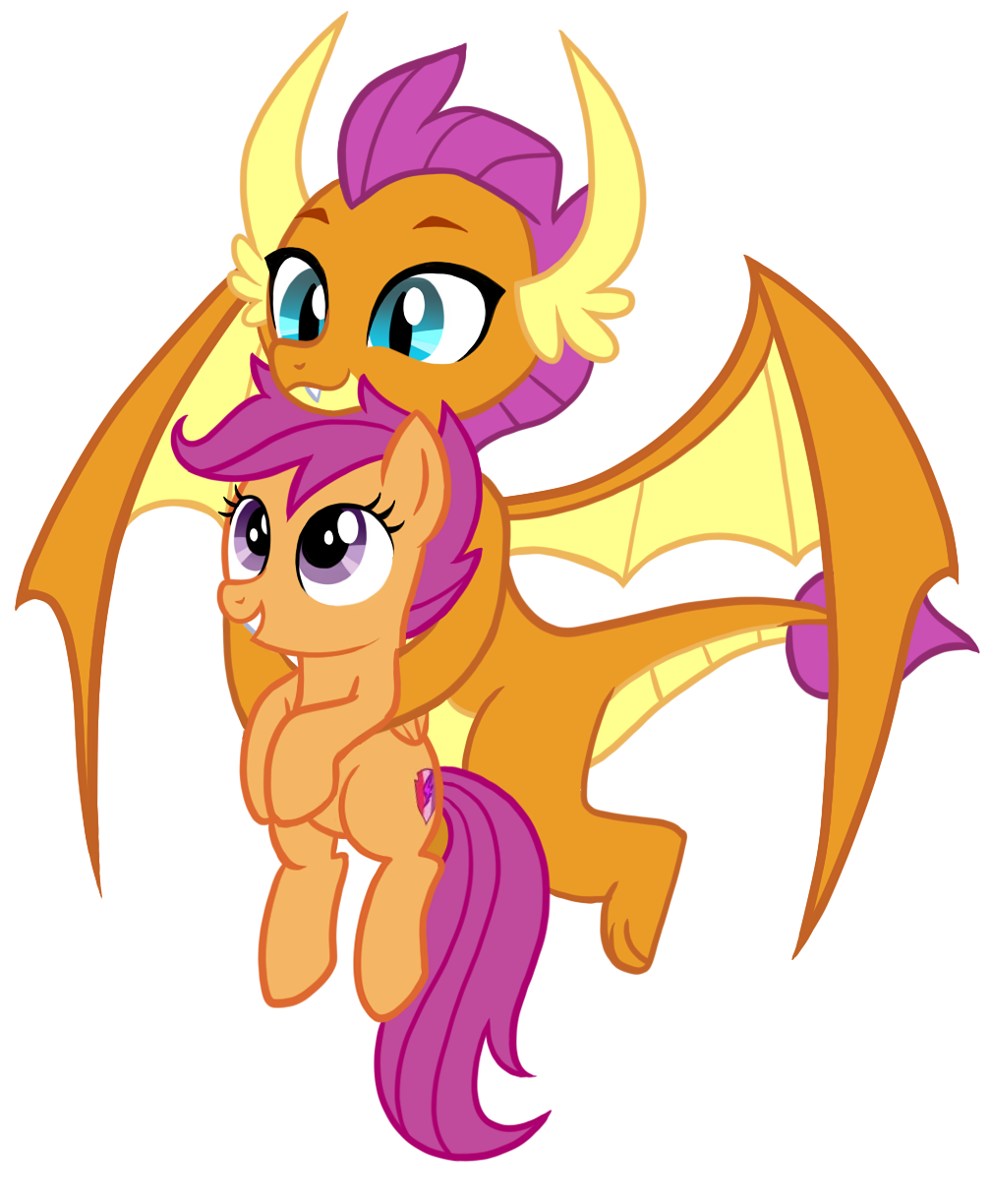drawing ponies scootaloo