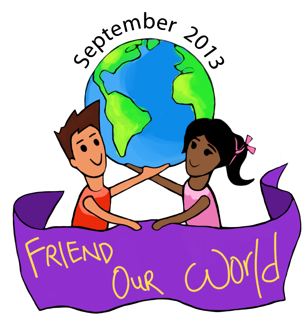 Drawing posters world peace. Projects one day curriculum