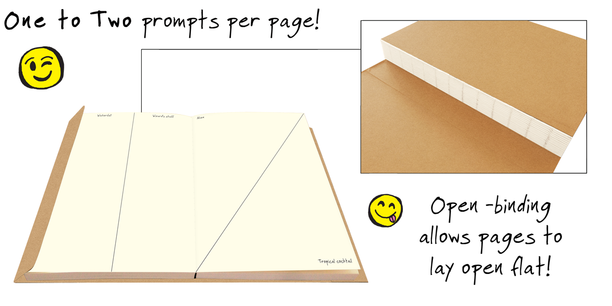 Prompts product images. Drawing promps art free library