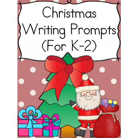 Drawing promps christmas. Writing prompts educents