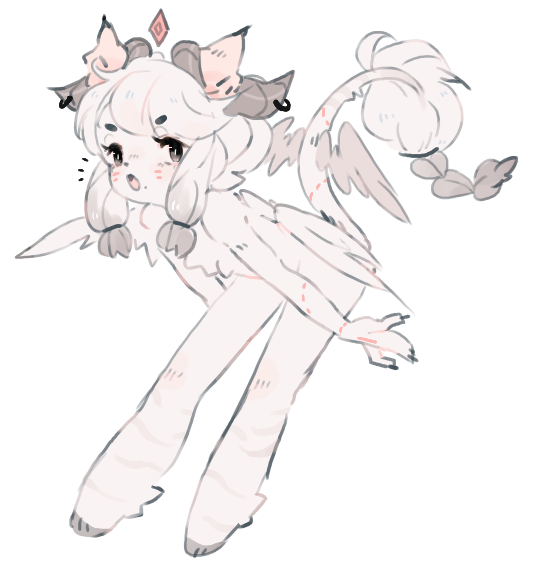 Drawing promps furry. Chirp by satrn on