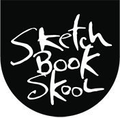 Drawing promt sketchbook skool. Matthew midgley illustration