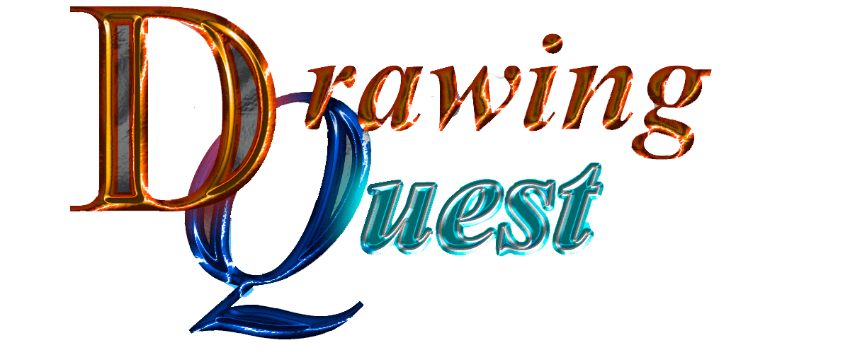 Drawing quest. To answer artist s