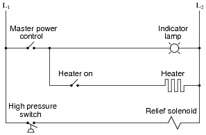 Electromechanical relay logic digital. Drawing quizzes electrical graphic freeuse stock