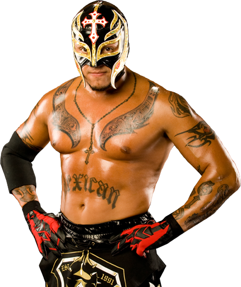 Drawing quizzes wwe wrestlers. Rey mysterio s masked