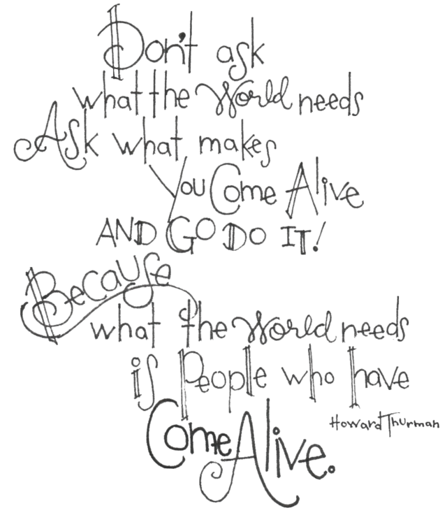 Drawing quote doodle. Love tammy s doodled