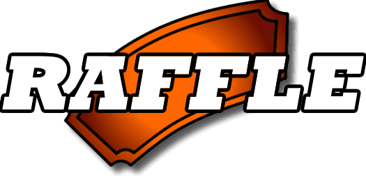 Drawing raffle logo