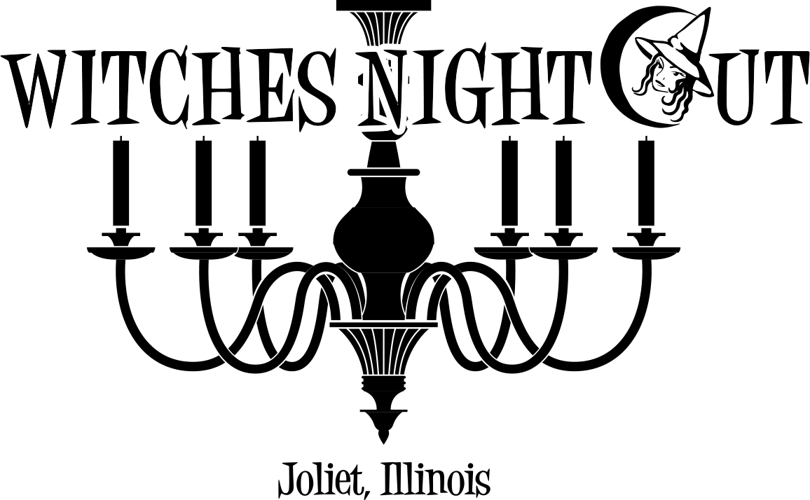 Grand witches night out. Drawing raffle door prize svg download
