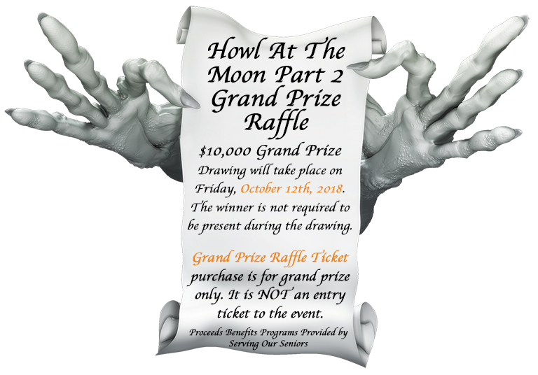 Drawing raffle grand. Tickets howl at the