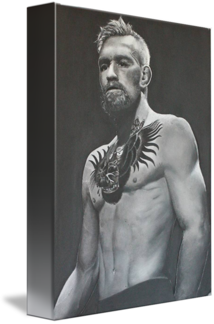 Drawing realism photorealism. Conor mcgregor photorealistic by