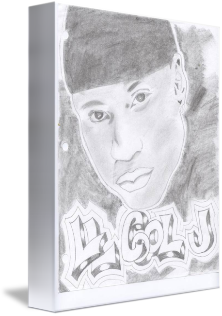 Drawing realism unique. Ll cool j by
