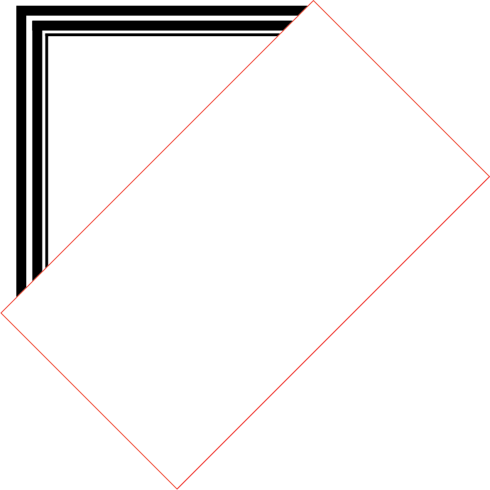 Drawing rectangles thin. Adobe photoshop i want