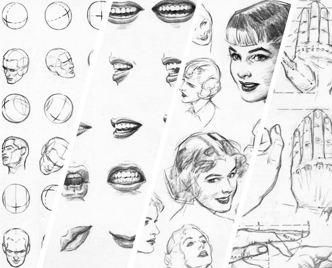 Drawing resources andrew loomis. Learning to draw with