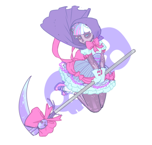 Drawing river magical. Monster girl tumblr styxx