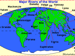 Geography locating of the. Drawing rivers kid png free stock