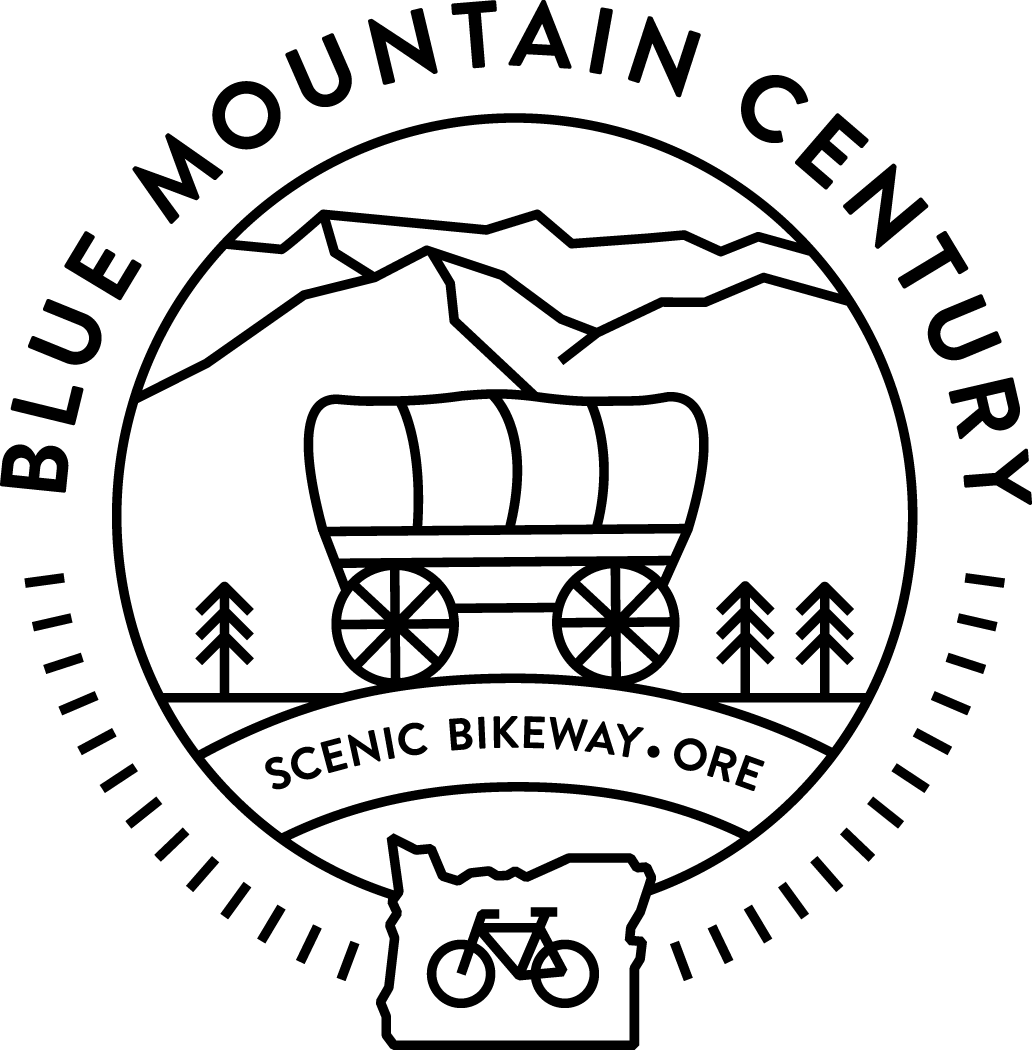 Outdoor drawing peaceful scenery. Blue mountain century scenic