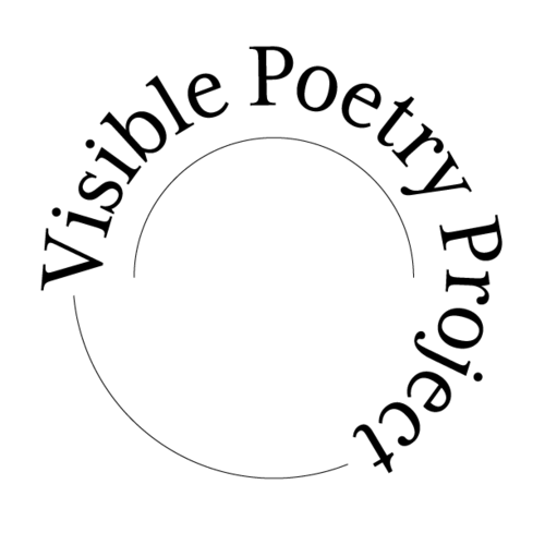 Drawing road poem. Videos visible poetry project