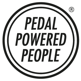 Super white pedal powered. Drawing roads endless road vector freeuse download