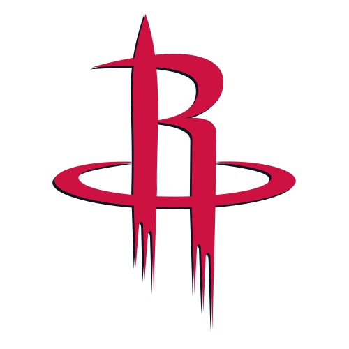 drawing rockets team nba logo