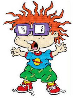 Drawing rugrats. Chuckie finster characters cartoon