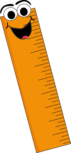 Drawing rulers cute. Free ruler cliparts download