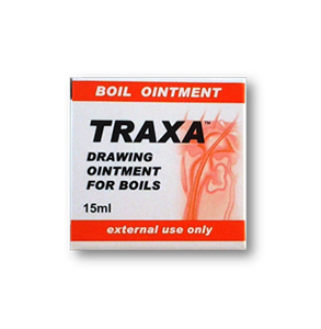 Drawing sauve boils. Collection of traxa