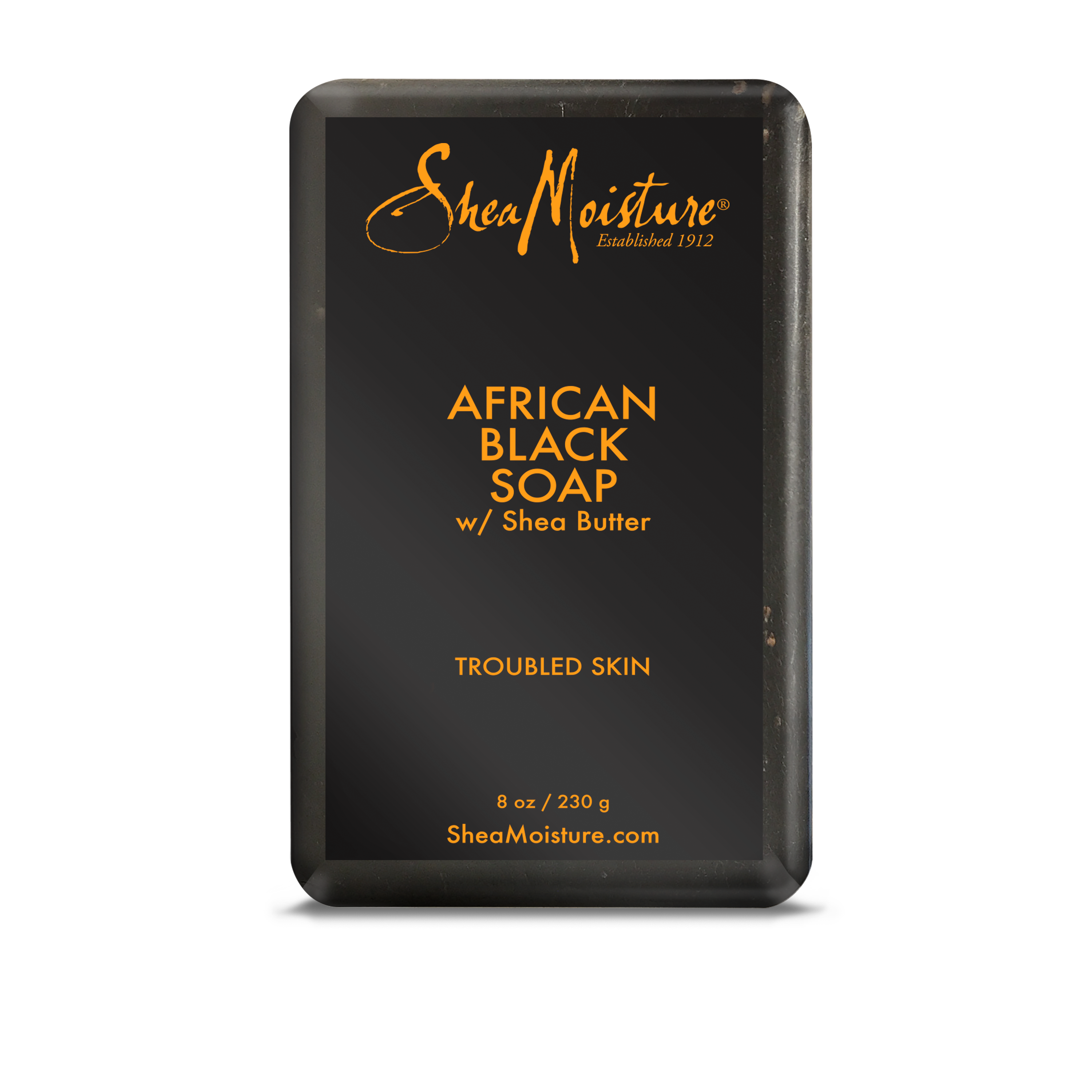Transparent soaps black. African soap soothes and