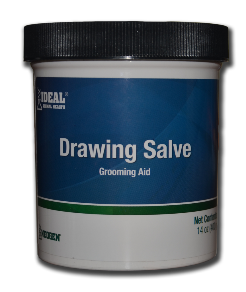 Drawing sauve horse. Ichthammol ointment equimedic usa