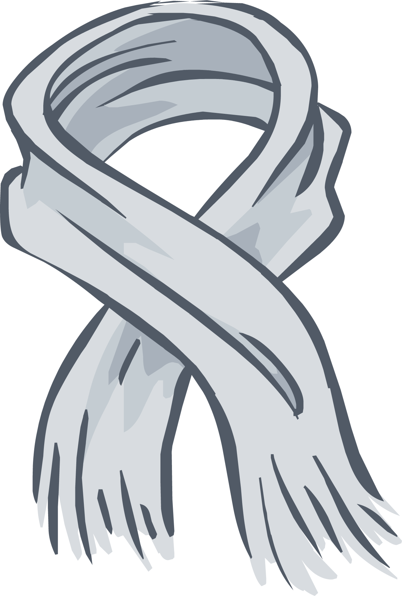 Drawing scarf muffler. Png images free download