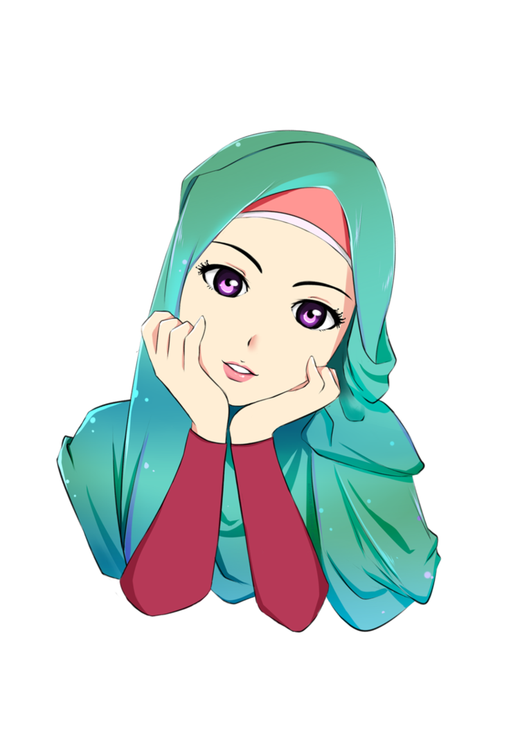 Pharmacist Drawing Hijab Transparent Png Clipart Free Download
