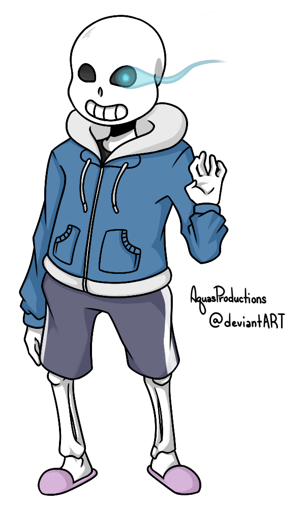 Drawing scary undertale. Sans by aquasproductions on