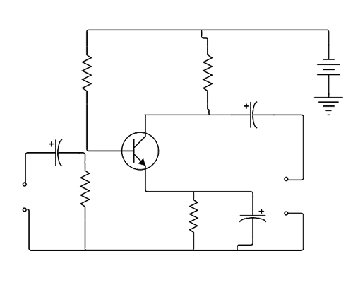 Drawing schematics circuit. Diagram maker lucidchart diagrams