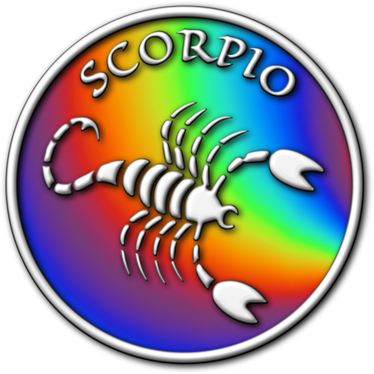 Drawing scorpion scorpio zodiac. Computer icons free commercial