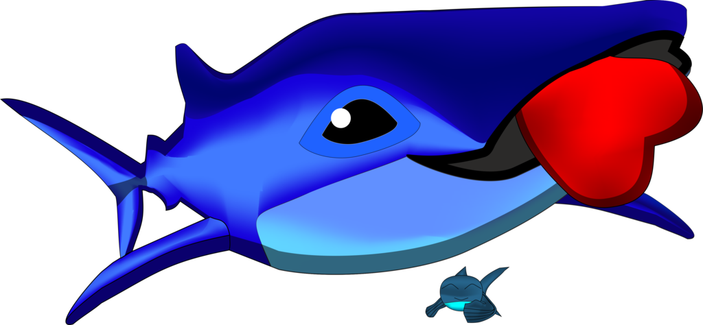 Drawing shark dragoart. Whale clipart free on