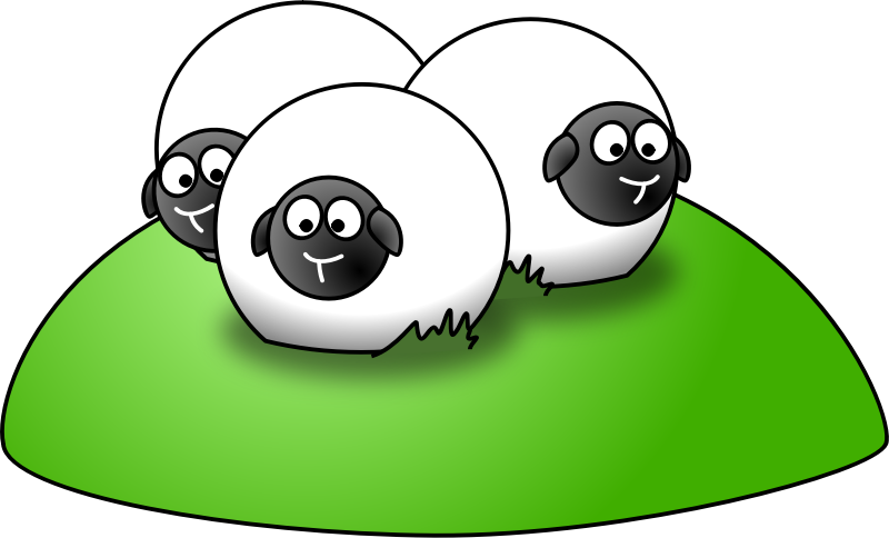 Drawing sheep clipart. Download clip art free