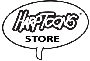 Shop. Numbers drawing harptoons banner free stock