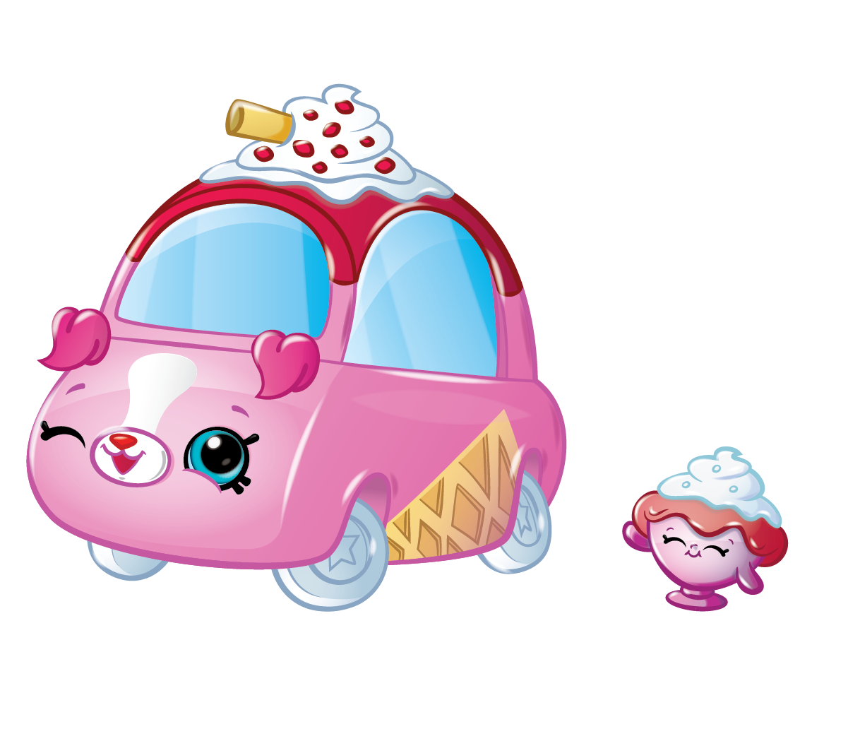 Drawing shopkins. Cars transprent png free